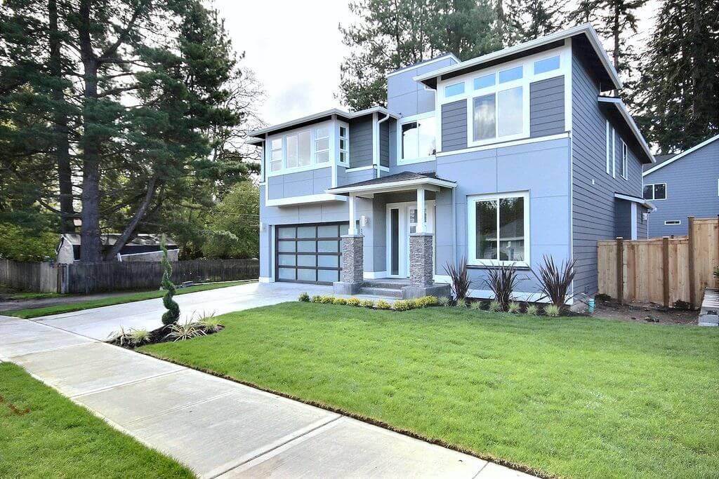 Home in Richmond Highlands Shoreline WA - Courtesy Zillow