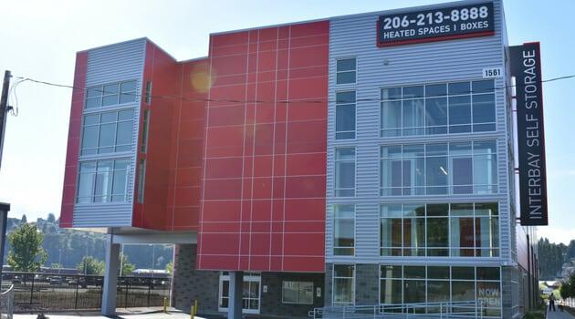 storage units in Queen Anne, Balland and Interbay Seattle, WA