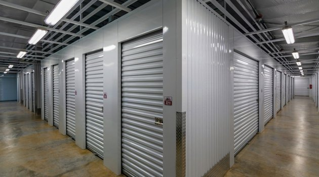 Storage units Cascade NW Self Storage in Arlington, Washington