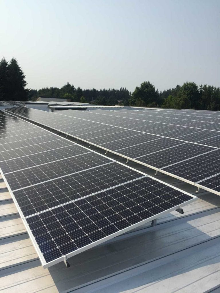 Is Solar Energy Good For Business College Point Storage