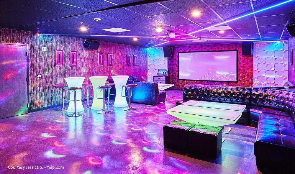 Karaoke room Kent Washington