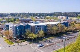 West Coast Self-Storage DuPont Washington map