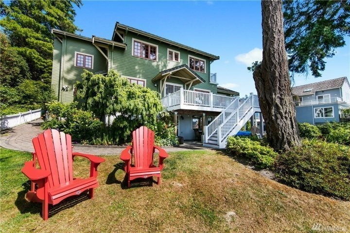 House in East Bay Drive Neighborhood - Olympia WA