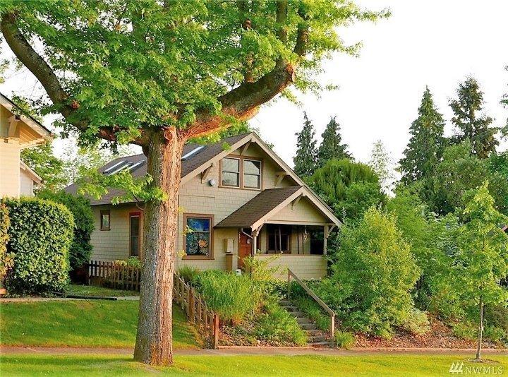 House in Eastside Neighborhood - Olympia WA