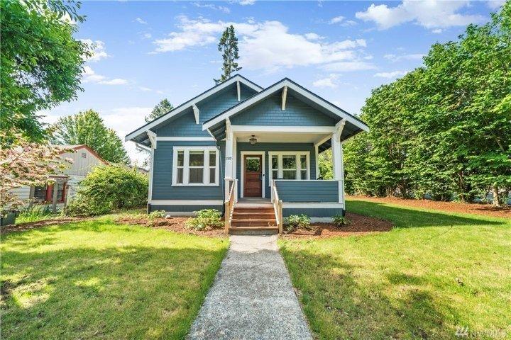 House in Northwest Olympia Neighborhood - Olympia WA