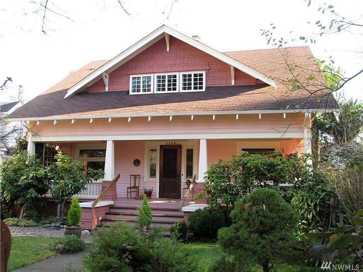 House in South Capitol Neighborhood - Olympia WA