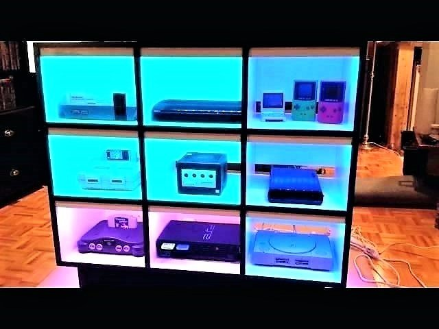 Gaming Room Design And Storage West Coast Self Storage If your kids love video games i'd be willing to bet they would love some super mario shelves. gaming room design and storage west