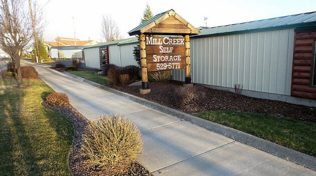 Mill Creek Self Storage, 2932 E Isaacs Ave, Walla Walla, WA 99362 units 1