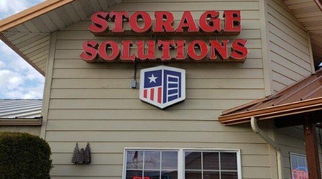 Storage Solutions Liberty Lake - Harvard, 2211 N Harvard Road, Liberty Lake, Washington 99019 units 1