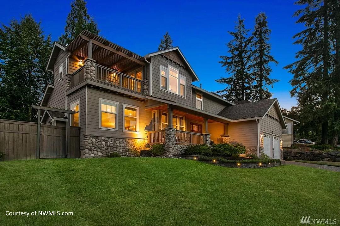 Home in Willow-Rose Hill Neighborhood, Redmond, WA