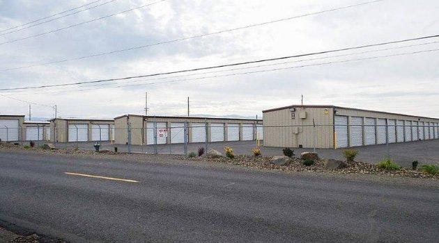 Melrose Mini-Storage, 2830 Melrose St, Walla Walla, WA 99362 units 2