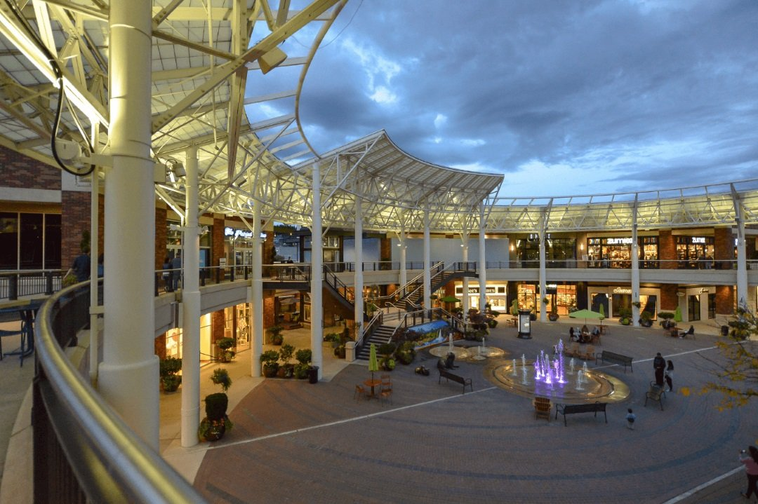 Redmond Town Center, Redmond Washington