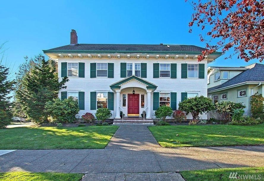 House in Northwest Everett Neighborhood Everett WA