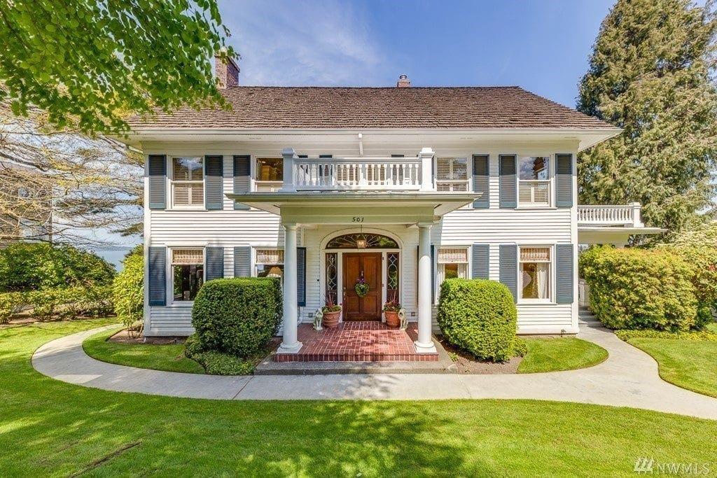 House in Port Gardner Neighborhood Everett WA