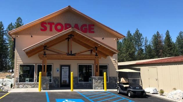Storage Solutions Nine Mile/Suncrest 5920 WA-291 Nine Mile Falls, WA 99026 units 1