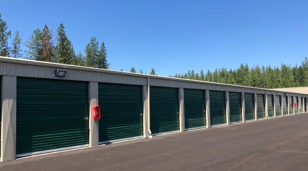 Storage Solutions Nine Mile/Suncrest 5920 WA-291 Nine Mile Falls, WA 99026 units 2