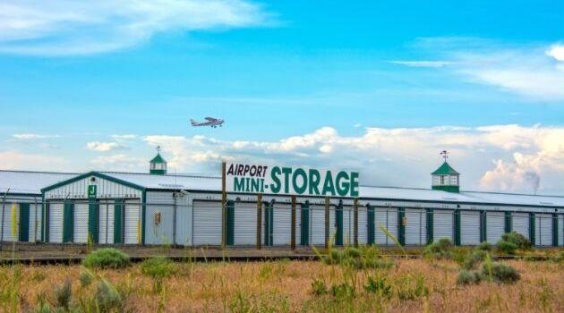 Richalnd Airport Mini-Storage, 2008 Butler Loop, Richland, Washington 99354 storage units 1