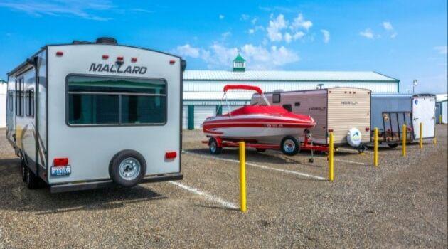 Richalnd Airport Mini-Storage, 2008 Butler Loop, Richland, Washington 99354 RV storage 2