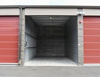 Heated storage units at Anthem Self Storage, Everett, Washington