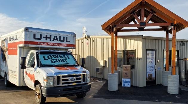 Storage Solutions Liberty Lake - Mission 21305 E Mission Ave Liberty Lake, WA 99019 units 1