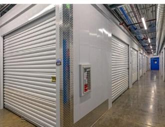 Heated storage units at View Pointe Self Storage, Edgewood, WA