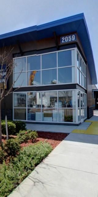 Drive Up accessible storage units at West Coast Self-Storage Costa Mesa