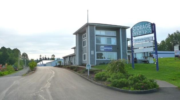 Bellingham, Washington storage units at Pacific Self Storage Bellingham, 4340 Pacific Highway 1
