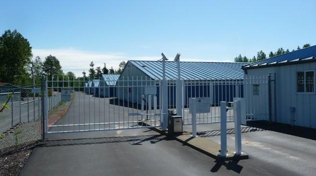 Bellingham, Washington storage units at Pacific Self Storage Bellingham, 4340 Pacific Highway 2