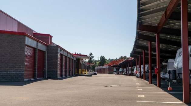 Armor Storage, 3400 Mottman Rd SW, Olympia, Washington RV storage units 7