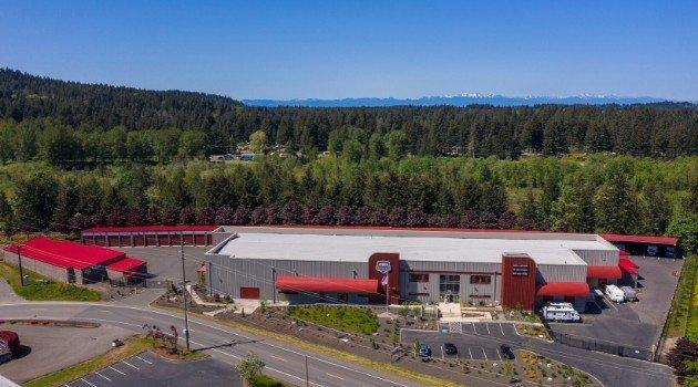 Armor Storage, 3400 Mottman Rd SW, Olympia, Washington storage units 2