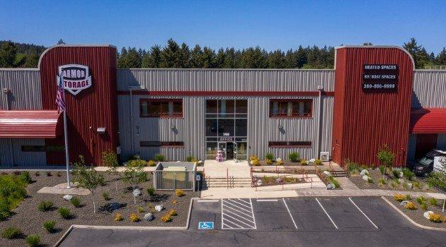 Armor Storage, 3400 Mottman Rd SW, Olympia, Washington storage units 1