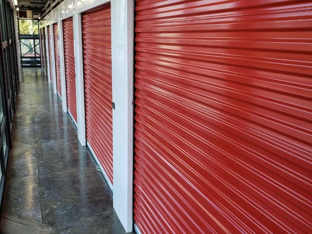 Everett Washington storage units at Anthem Self Storage
