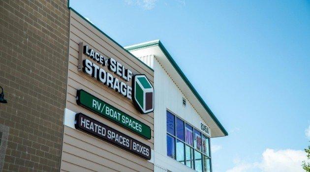 lacey self storage 8345 martin way e lacey Washington 98516 storage units 2