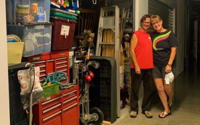 Storage Stories: Scott and Sherri