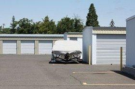 Corvallis Self Storage in Corvallis, Oregon