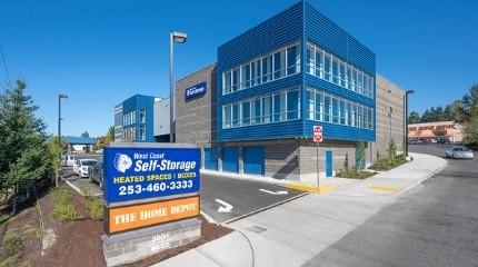 west coast self storage fircrest 3001 s mullen st tacoma washington storage units 1