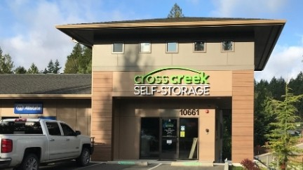 Cross Creek Self-Storage, 10661 Old Frontier Rd NW Suite 201, Silverdale, WA 98383 storage units 1