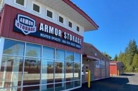 armor storage, 260 north lees creek road, port angeles, washington 98362 storage map