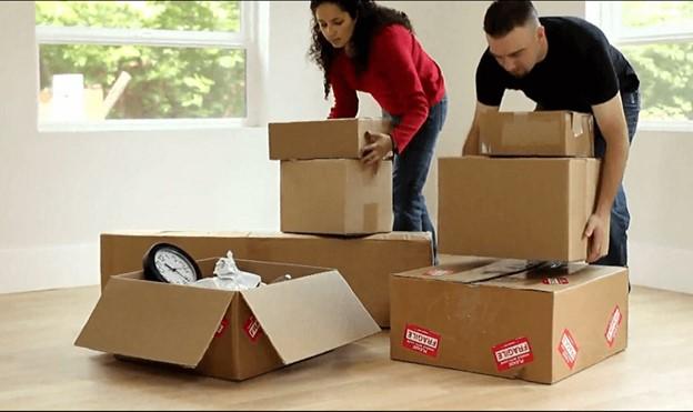 Moving boxes Pasco, Washington at Ryder's RV and Self Storage