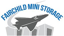 Fairchild Mini Storage Airway Heights WA logo