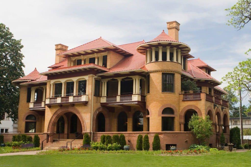 mansion in Spokane Washington