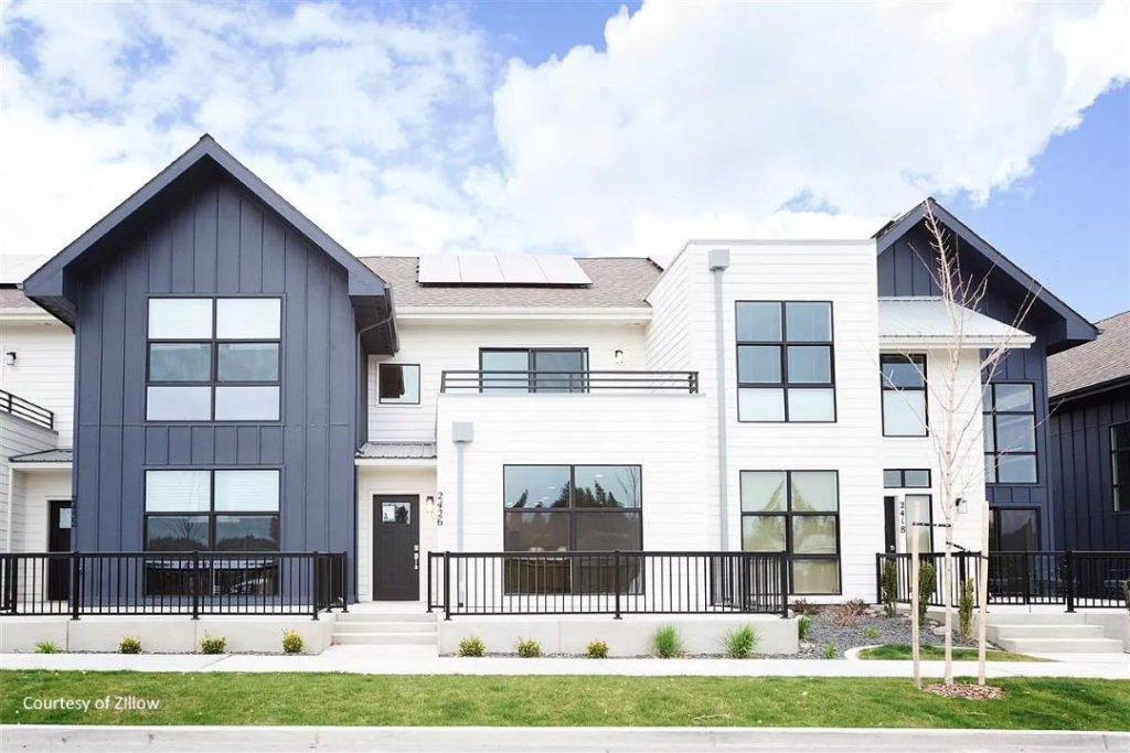 house in West Central Neighborhood of Spokane