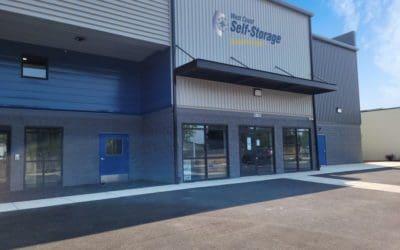 West Coast Self-Storage Hillsboro Opens in Hillsboro, Oregon