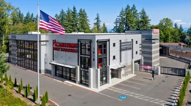Anthem Self Storage, 1610 SE Everett Mall Way, Everett, Washington 98208 -1