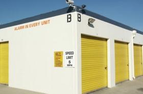 West Coast Self-Storage Ontario, California storage units 1